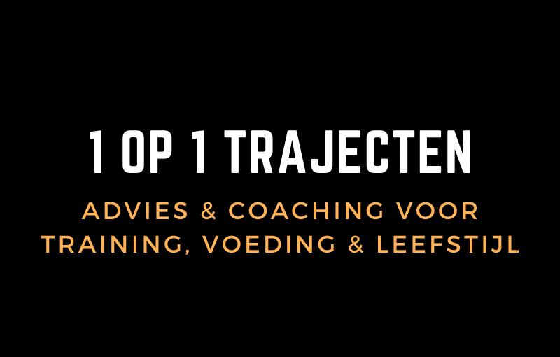 1-op-1-trajecten
